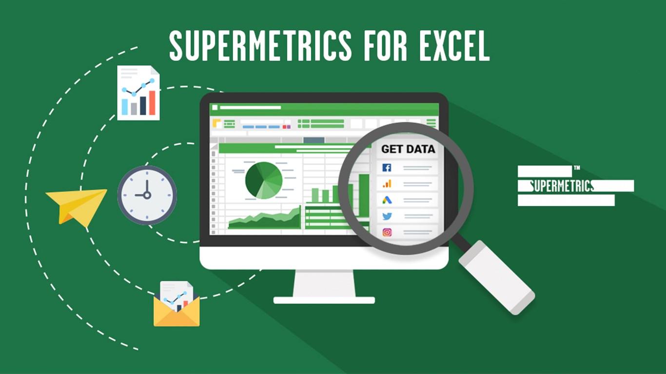 supermetrics4excel